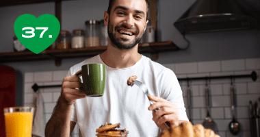 Michal Páleník: Chutné, zdravé a rýchle raňajky