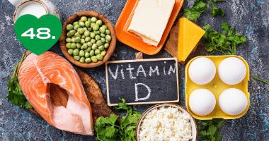 Obezita a vitamín D